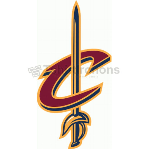 Cleveland Cavaliers T-shirts Iron On Transfers N953