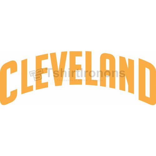 Cleveland Cavaliers T-shirts Iron On Transfers N960