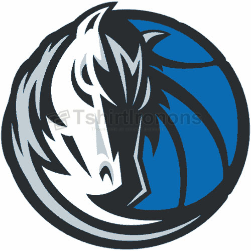 Dallas Mavericks T-shirts Iron On Transfers N973
