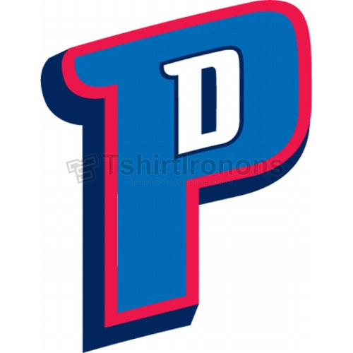 Detroit Pistons T-shirts Iron On Transfers N1000