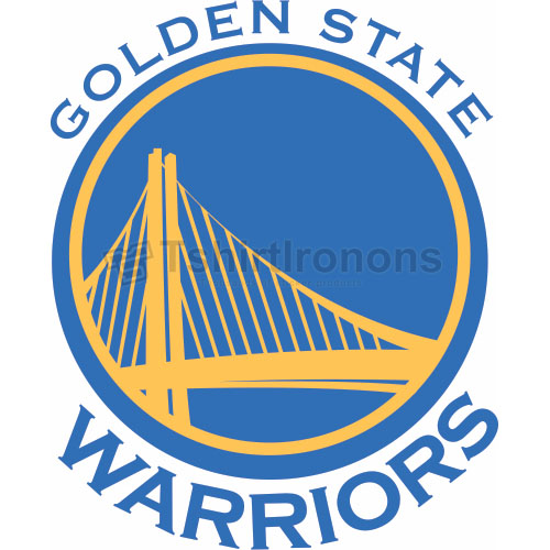Golden State Warriors T-shirts Iron On Transfers N1007