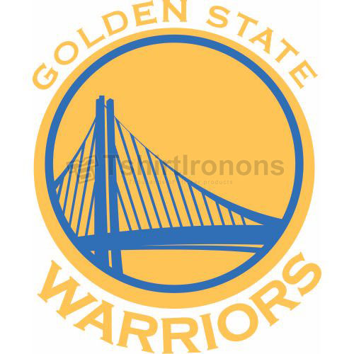 Golden State Warriors T-shirts Iron On Transfers N1016
