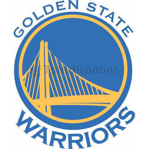 Golden State Warriors T-shirts Iron On Transfers N1017