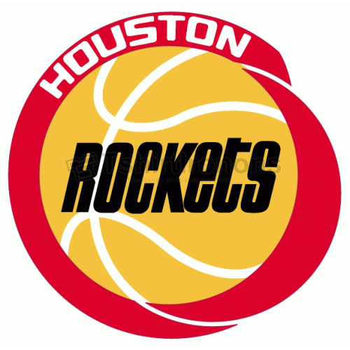 Houston Rockets T-shirts Iron On Transfers N1023