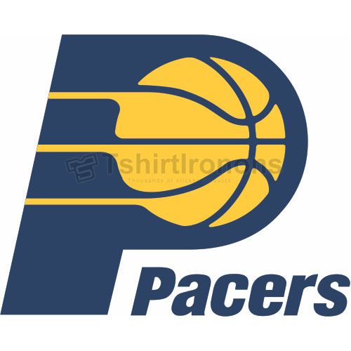 Indiana Pacers T-shirts Iron On Transfers N1029