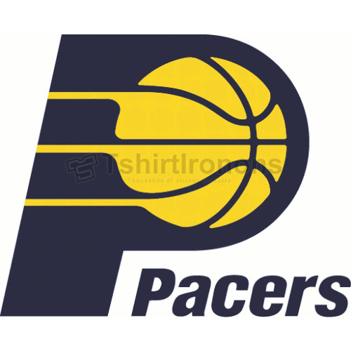 Indiana Pacers T-shirts Iron On Transfers N1035
