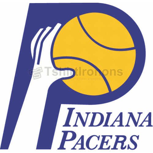 Indiana Pacers T-shirts Iron On Transfers N1036