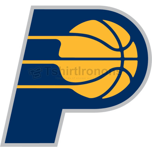 Indiana Pacers T-shirts Iron On Transfers N1037