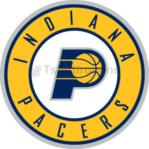 Indiana Pacers T-shirts Iron On Transfers N1038