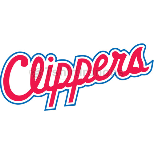 Los Angeles Clippers T-shirts Iron On Transfers N1042