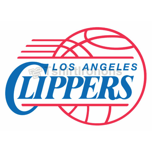 Los Angeles Clippers T-shirts Iron On Transfers N1043