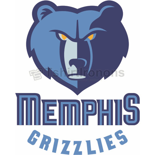 Memphis Grizzlies T-shirts Iron On Transfers N1053