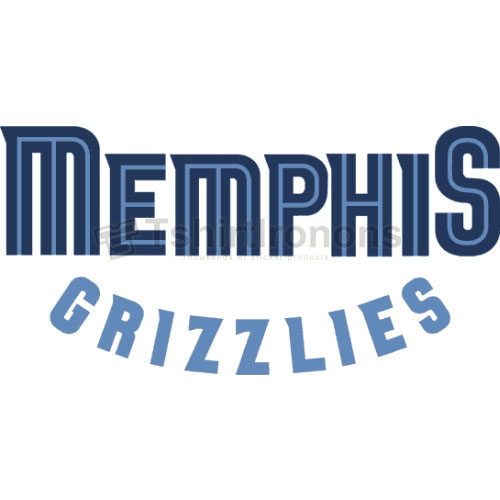 Memphis Grizzlies T-shirts Iron On Transfers N1057