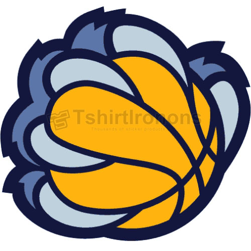 Memphis Grizzlies T-shirts Iron On Transfers N1061