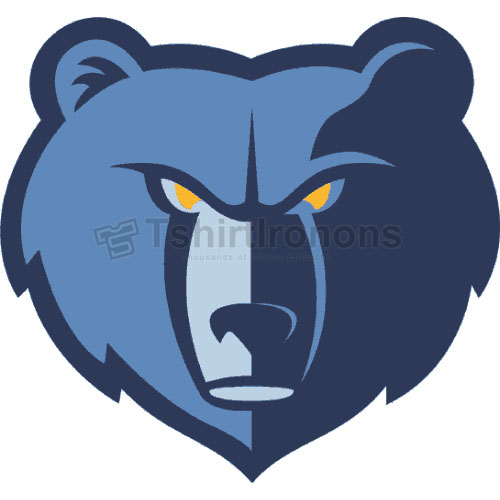 Memphis Grizzlies T-shirts Iron On Transfers N1062