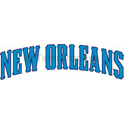 New Orleans Hornets T-shirts Iron On Transfers N1108