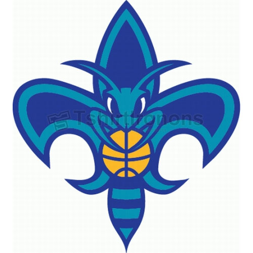 New Orleans Hornets T-shirts Iron On Transfers N1111