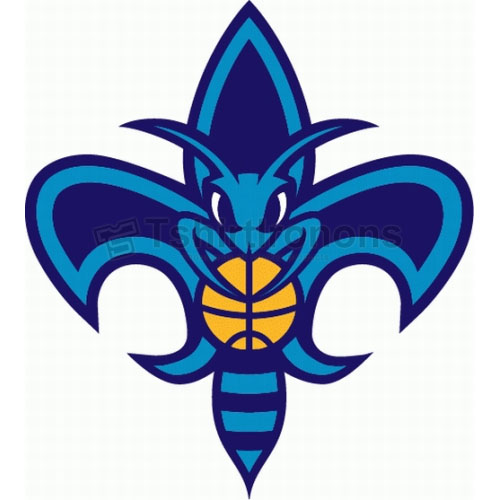 New Orleans Hornets T-shirts Iron On Transfers N1112