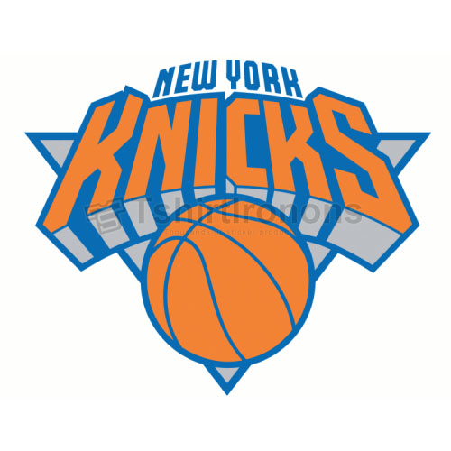 New York Knicks T-shirts Iron On Transfers N1120