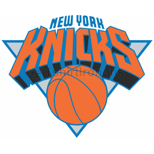 New York Knicks T-shirts Iron On Transfers N1121