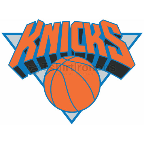 New York Knicks T-shirts Iron On Transfers N1122