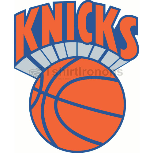New York Knicks T-shirts Iron On Transfers N1123