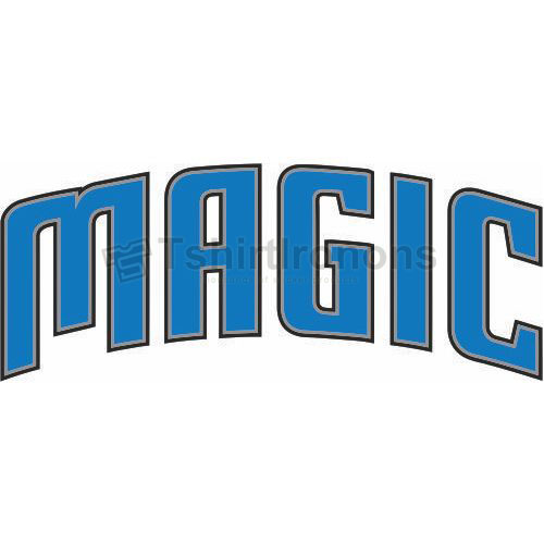 Orlando Magic T-shirts Iron On Transfers N1133