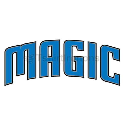 Orlando Magic T-shirts Iron On Transfers N1135