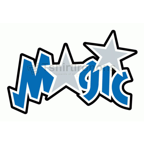 Orlando Magic T-shirts Iron On Transfers N1139