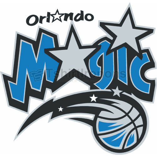 Orlando Magic T-shirts Iron On Transfers N1142