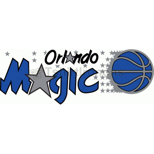 Orlando Magic T-shirts Iron On Transfers N1143