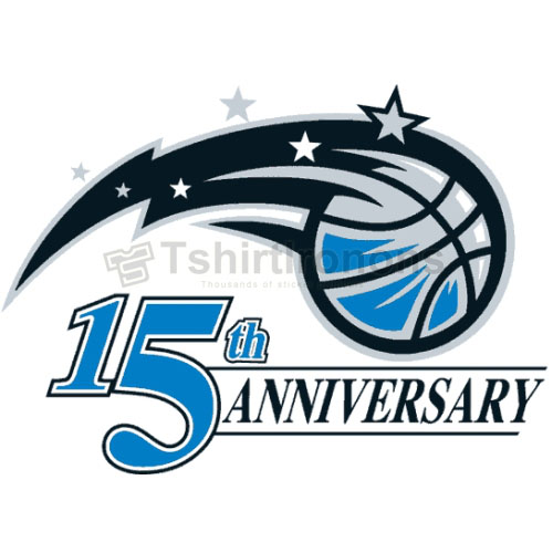 Orlando Magic T-shirts Iron On Transfers N1145