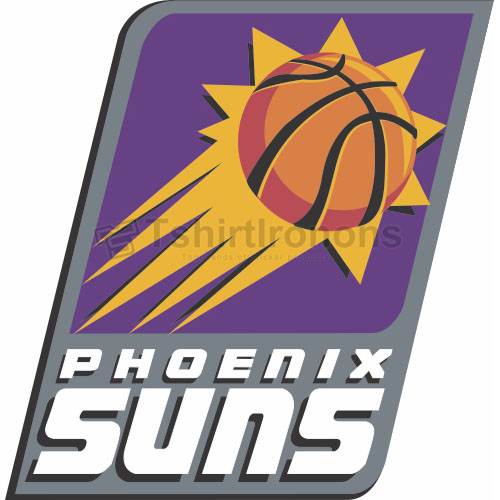 Phoenix Suns T-shirts Iron On Transfers N1158