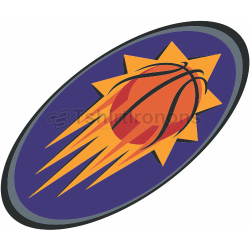 Phoenix Suns T-shirts Iron On Transfers N1165