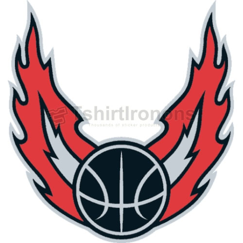 Portland Trail Blazers T-shirts Iron On Transfers N1175