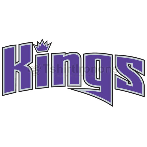 Sacramento Kings T-shirts Iron On Transfers N1181