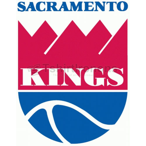 Sacramento Kings T-shirts Iron On Transfers N1184