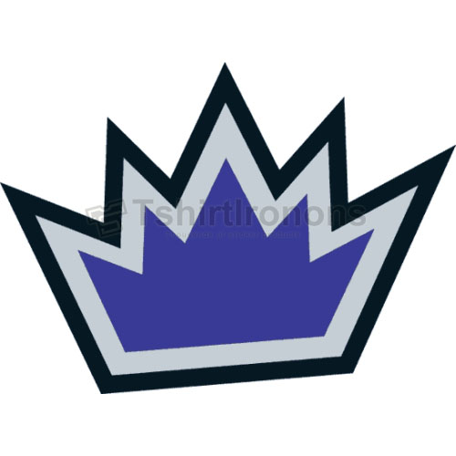 Sacramento Kings T-shirts Iron On Transfers N1187