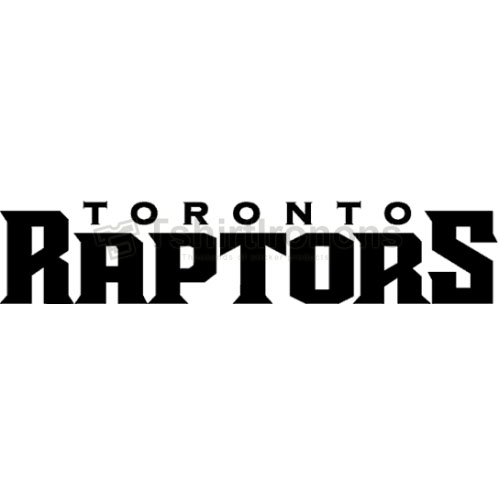 Toronto Raptors T-shirts Iron On Transfers N1200