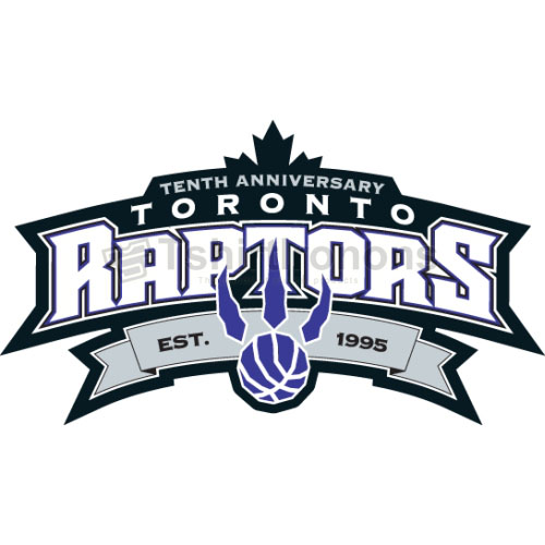 Toronto Raptors T-shirts Iron On Transfers N1202
