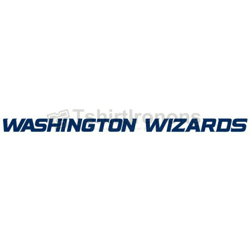 Washington Wizards T-shirts Iron On Transfers N1231