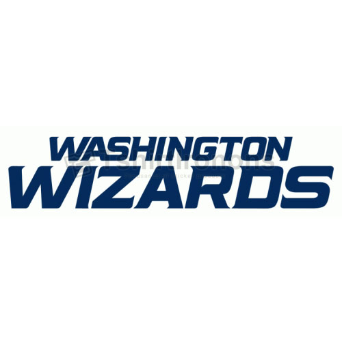 Washington Wizards T-shirts Iron On Transfers N1232