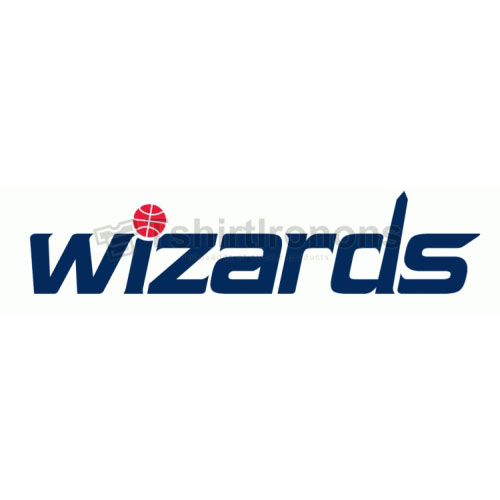Washington Wizards T-shirts Iron On Transfers N1234