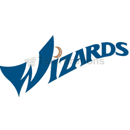 Washington Wizards T-shirts Iron On Transfers N1235