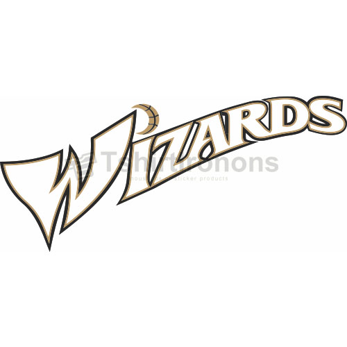 Washington Wizards T-shirts Iron On Transfers N1236