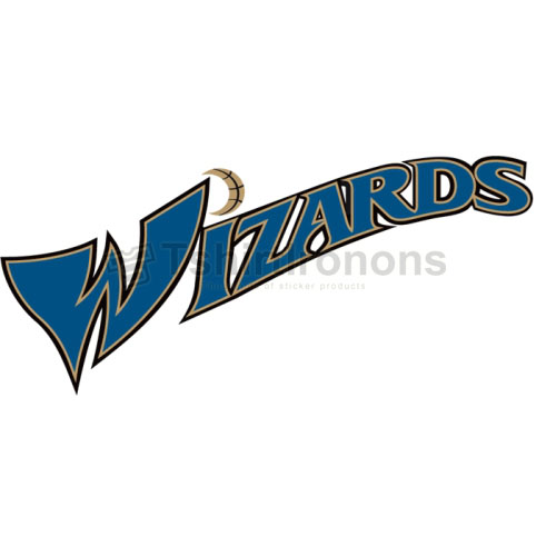 Washington Wizards T-shirts Iron On Transfers N1237