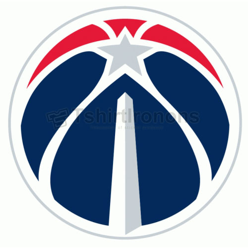 Washington Wizards T-shirts Iron On Transfers N1241