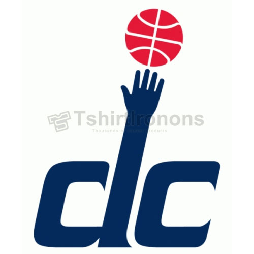 Washington Wizards T-shirts Iron On Transfers N1242