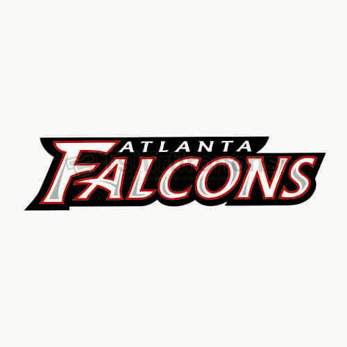 Atlanta Falcons T-shirts Iron On Transfers N394