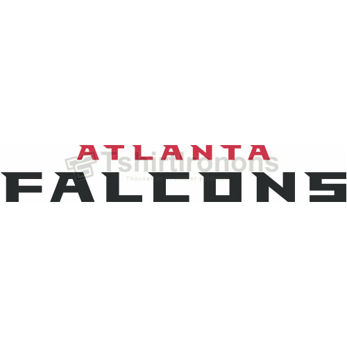 Atlanta Falcons T-shirts Iron On Transfers N401
